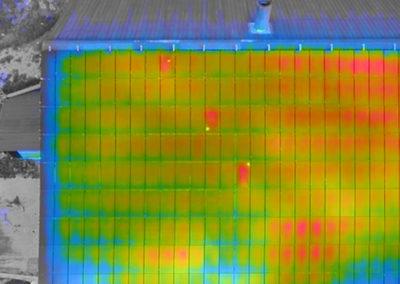 Thermografie - Heat Map