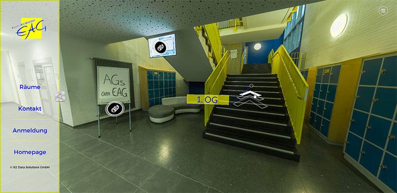 R2DS - Virtueller Rundgang - EAG Oberkochen